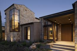 Private Residence Geyserville- Entry