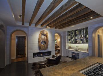 Private Residence Monte Sereno - Kitchen Nook Cabinets